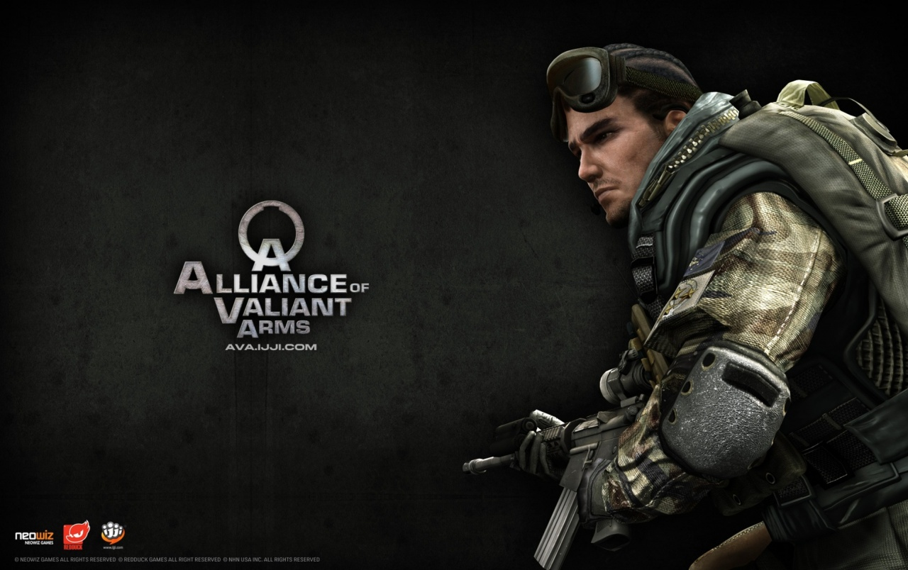 OriginalWide Alliance of Valiant Arms wallpapers