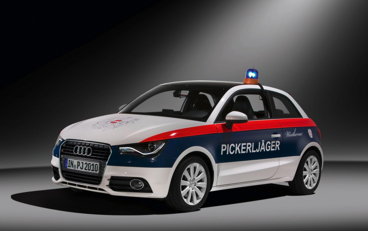 2010 Audi A1 Pickerljager wallpapers