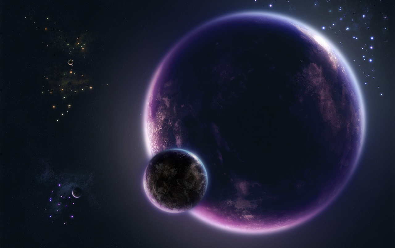 Planetary Ambience wallpapers