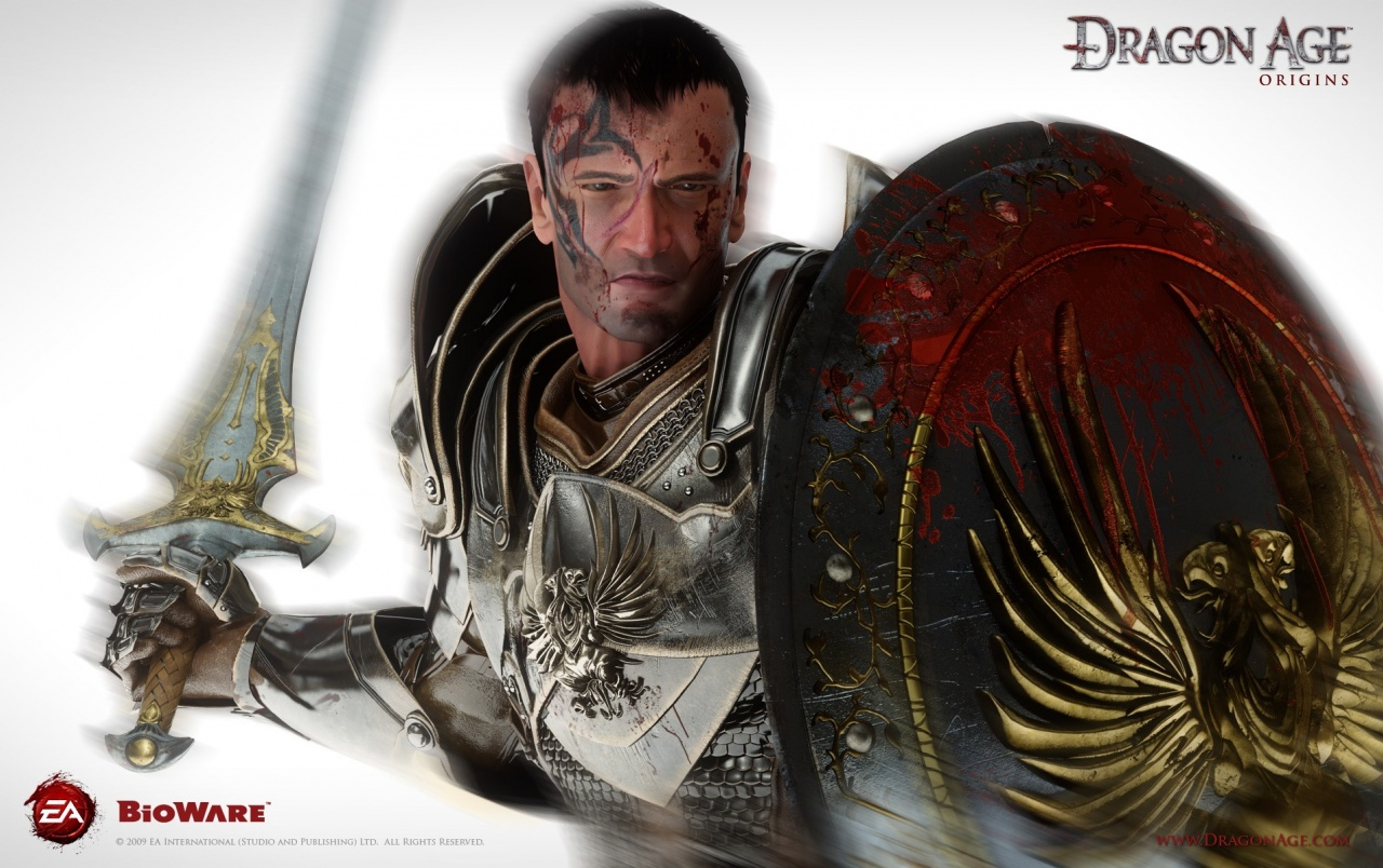 OriginalWide Dragon Age Origins Wallpapers