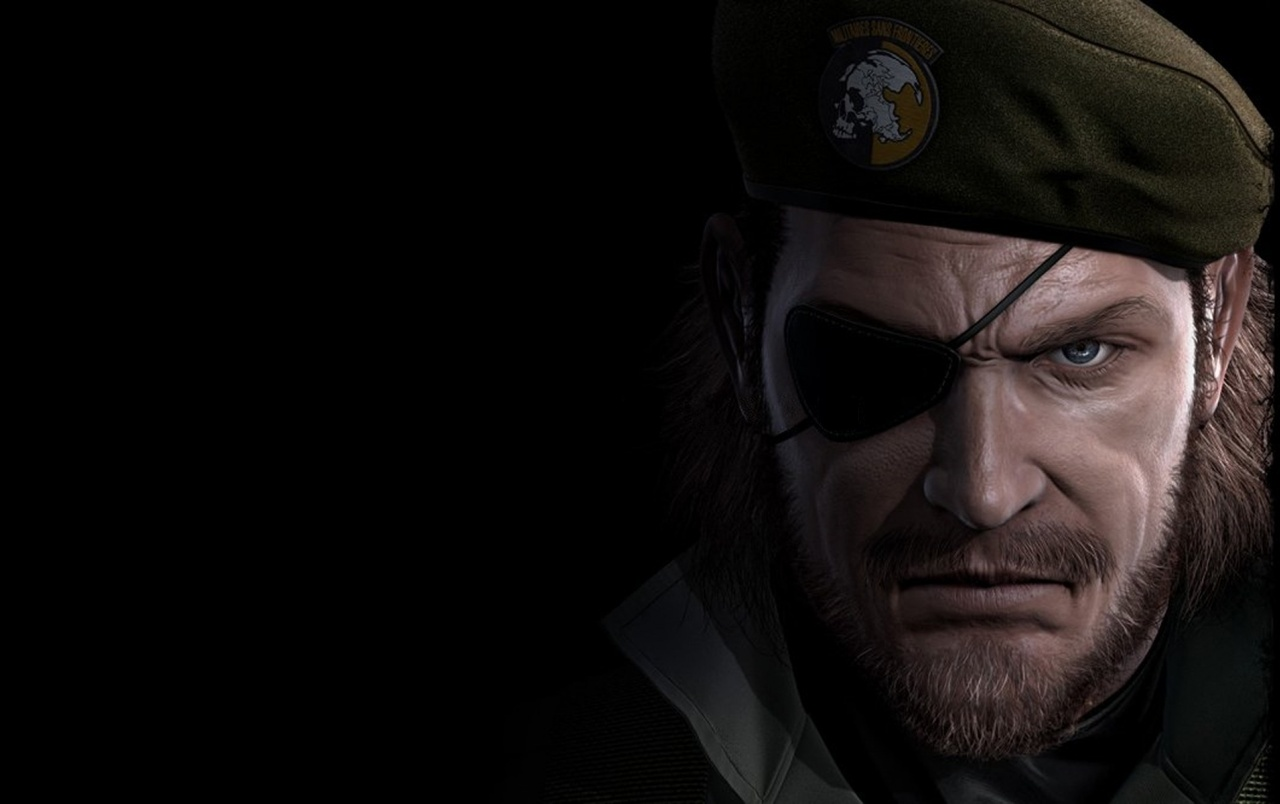 Metal Gear Solid 4 Wallpapers Metal Gear Solid 4 Stock Photos
