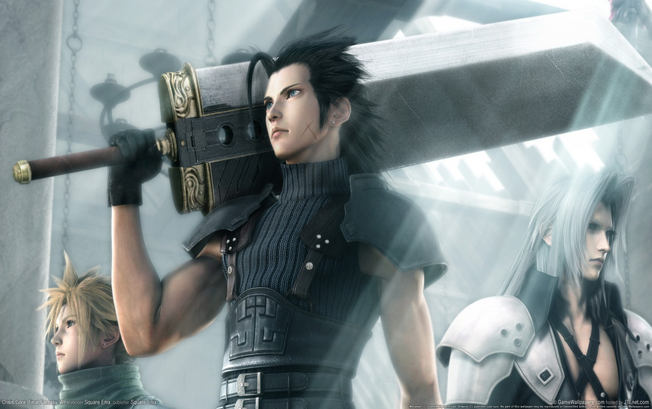 FFVII: Crisis Core wallpapers