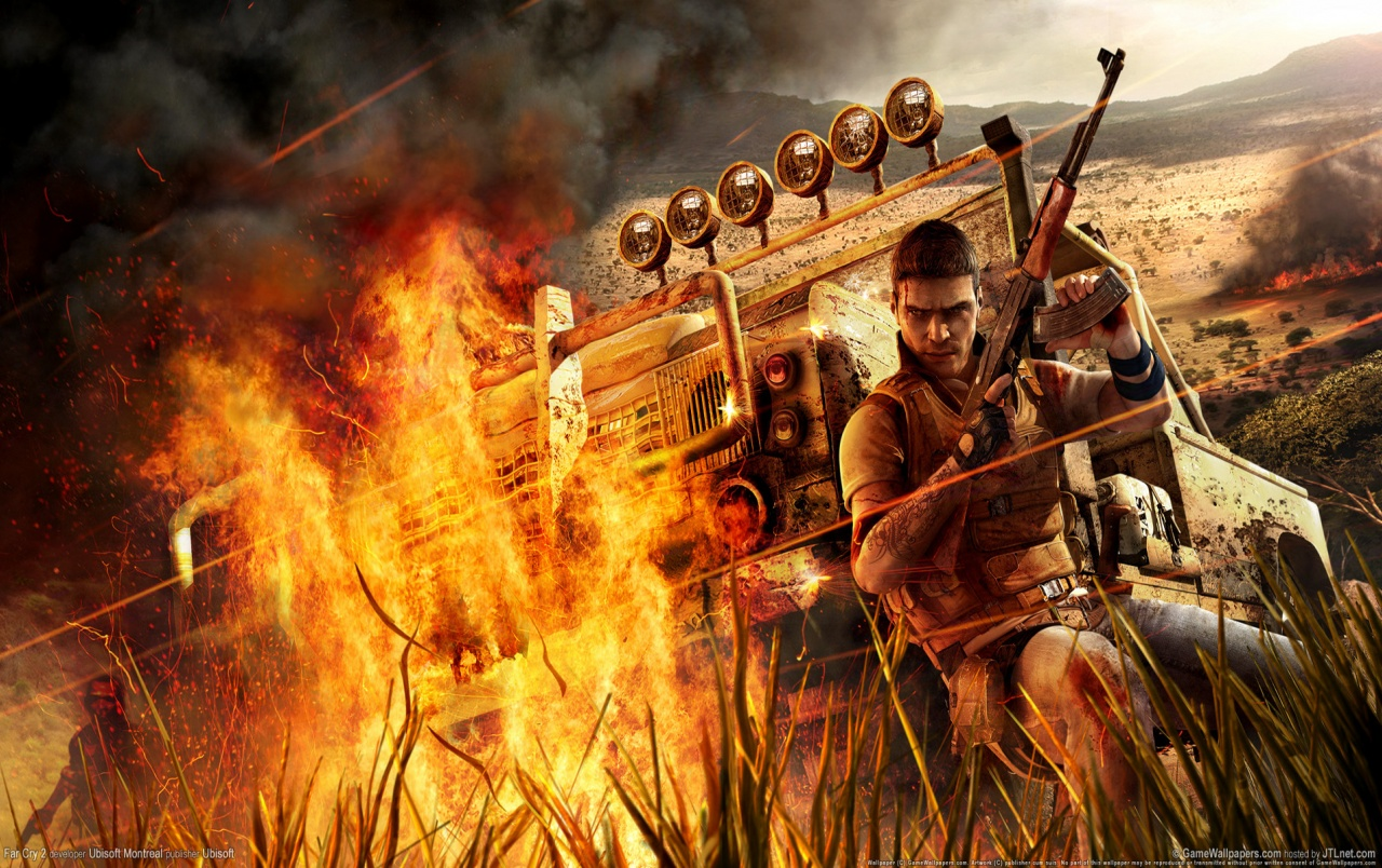 Far Cry 2 wallpapers | Far Cry 2 stock photos