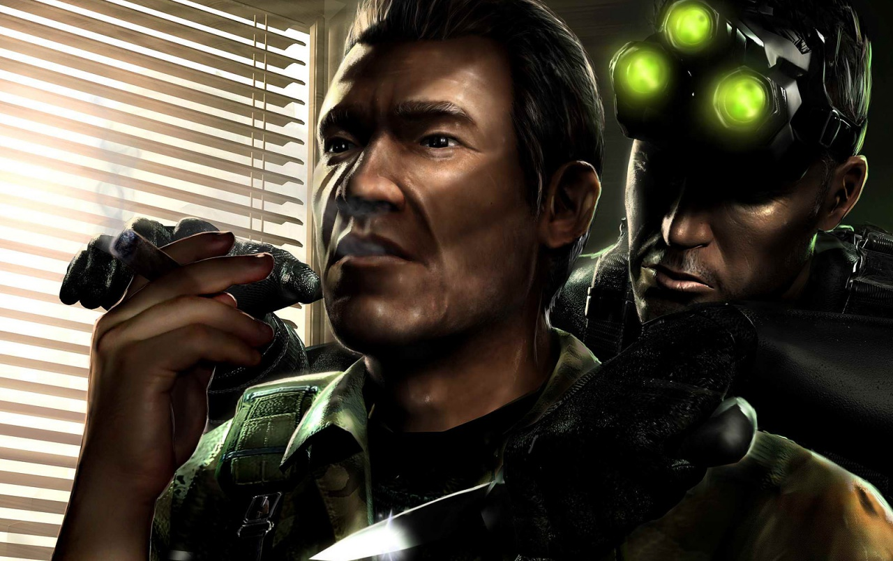 Splinter Cell Chaos Theory Wallpapers Splinter Cell