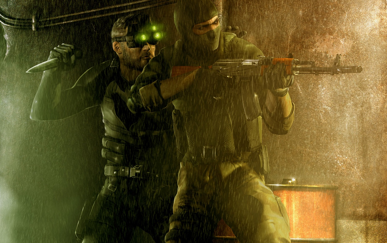 Splinter Cell: Chaos Theory wallpapers | Splinter Cell ...