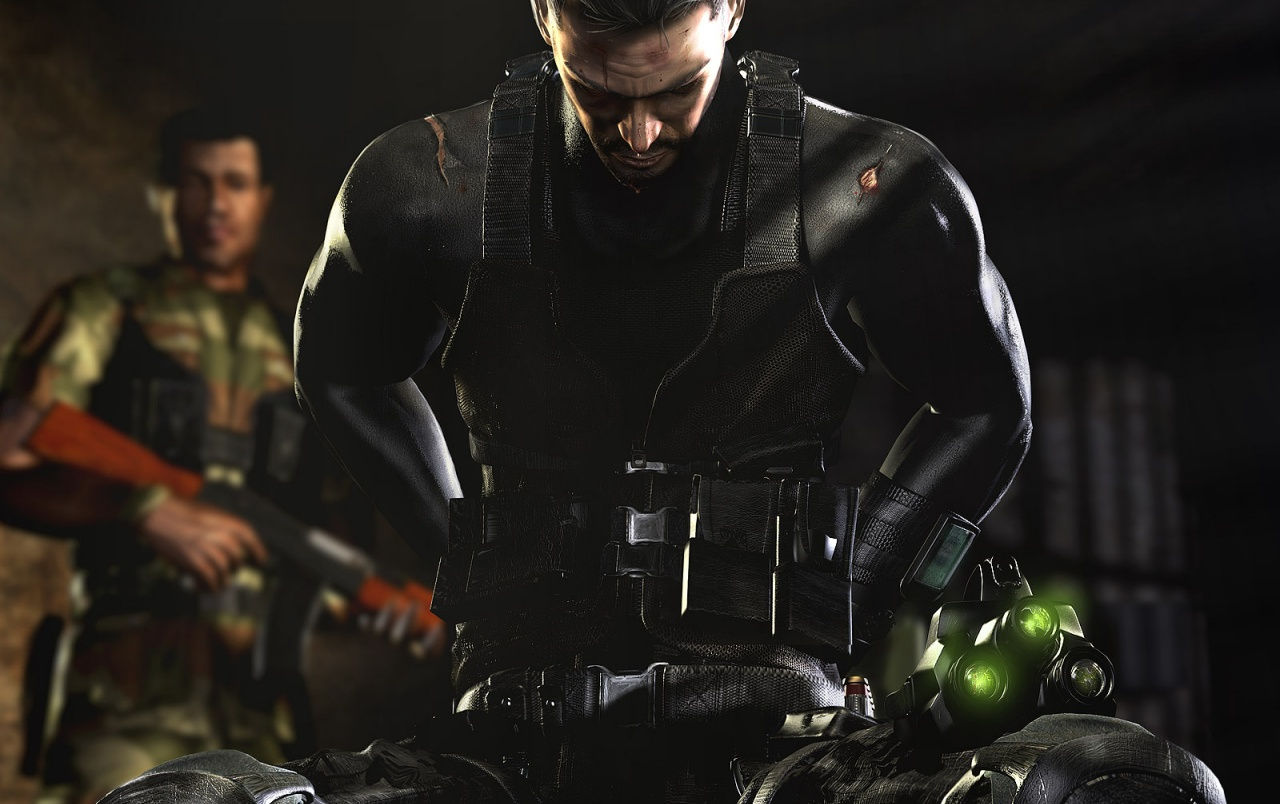 splinter cell: chaos theory wallpapers | splinter cell: chaos theory