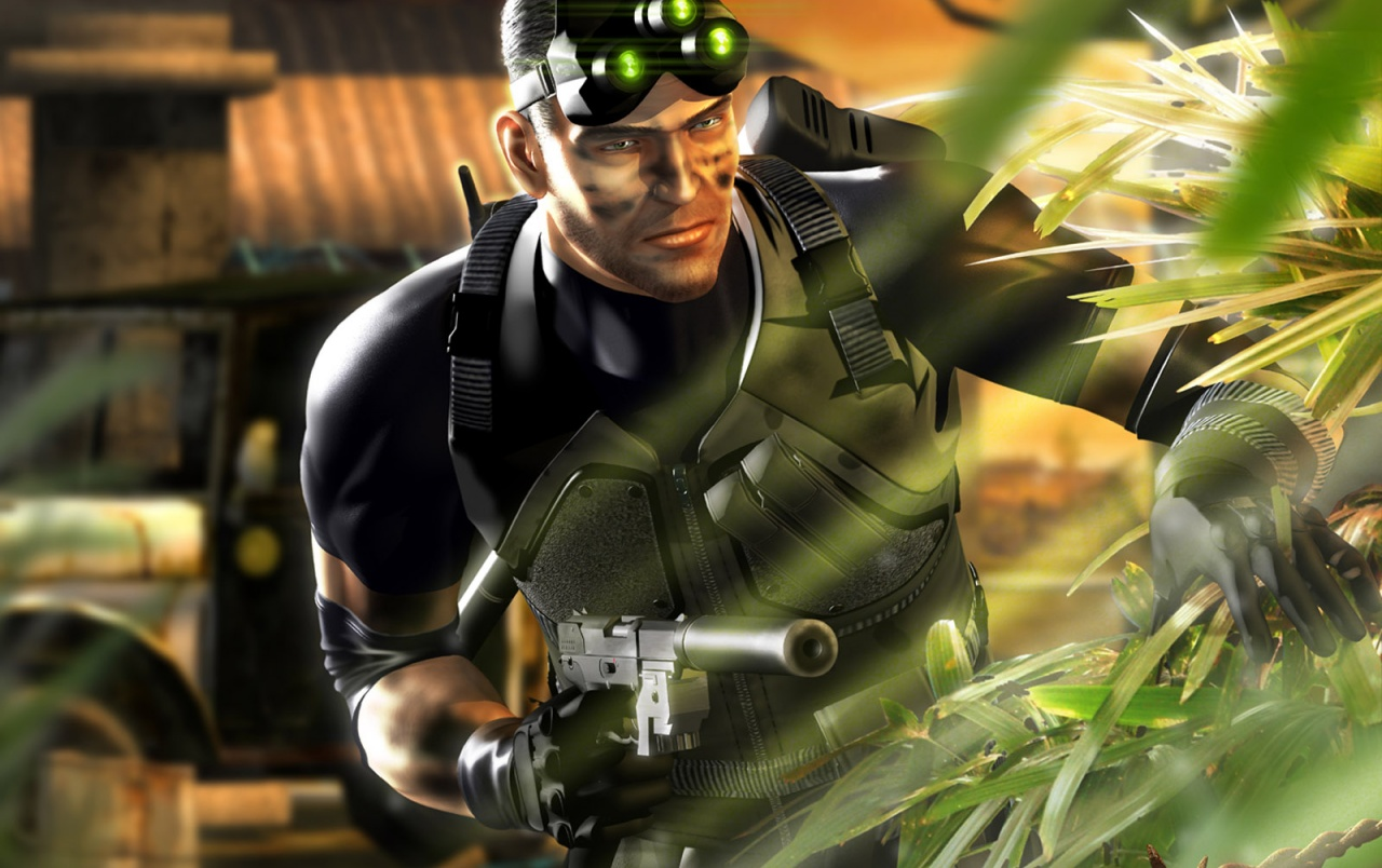 splinter cell pandora tomorrow wallpaper - photo #22