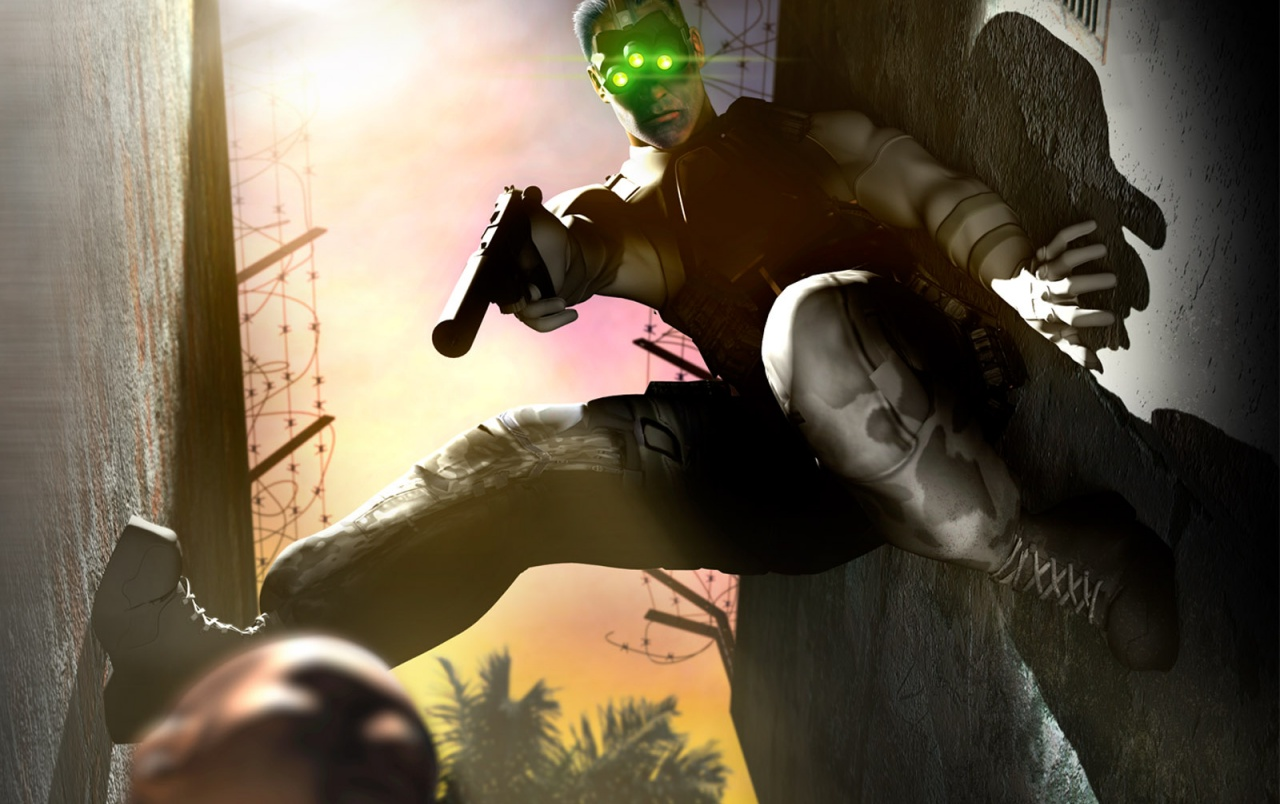 Splinter Cell Pandora Tomorrow Fondos De Pantalla Splinter