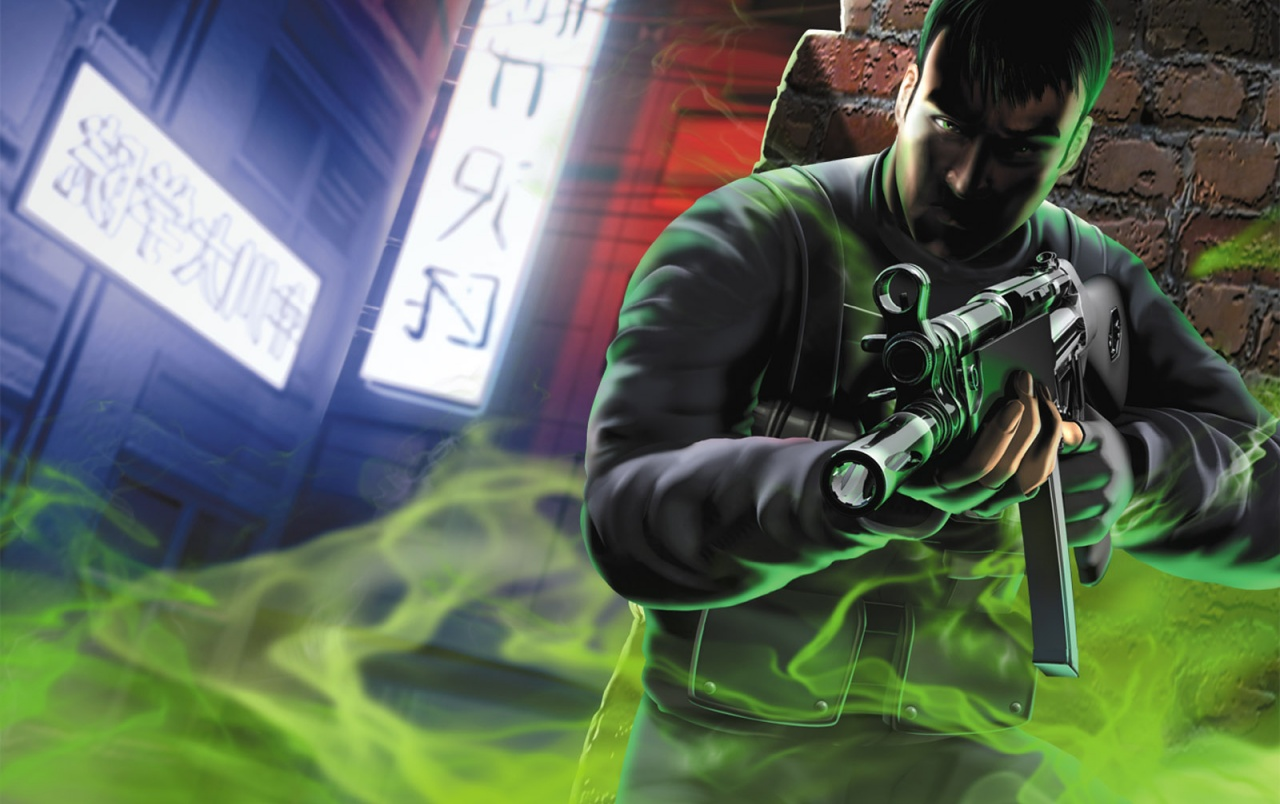 Syphon Filter: Omega Strain wallpapers