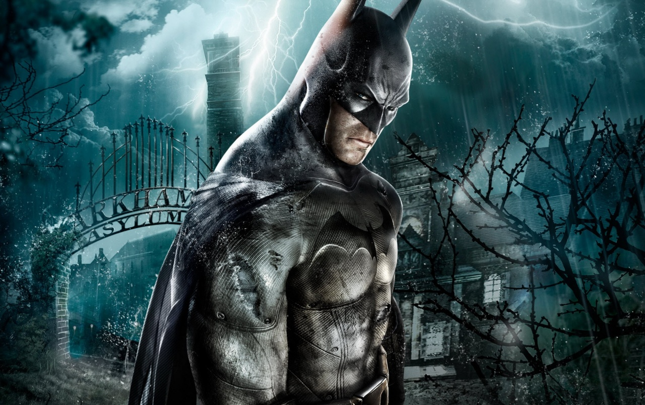 Batman: Arkham Asylum wallpapers