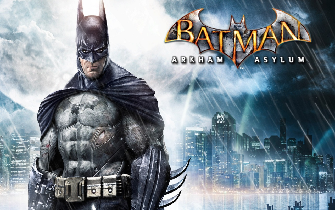 batman: arkham asylum wallpapers | batman: arkham asylum stock photos