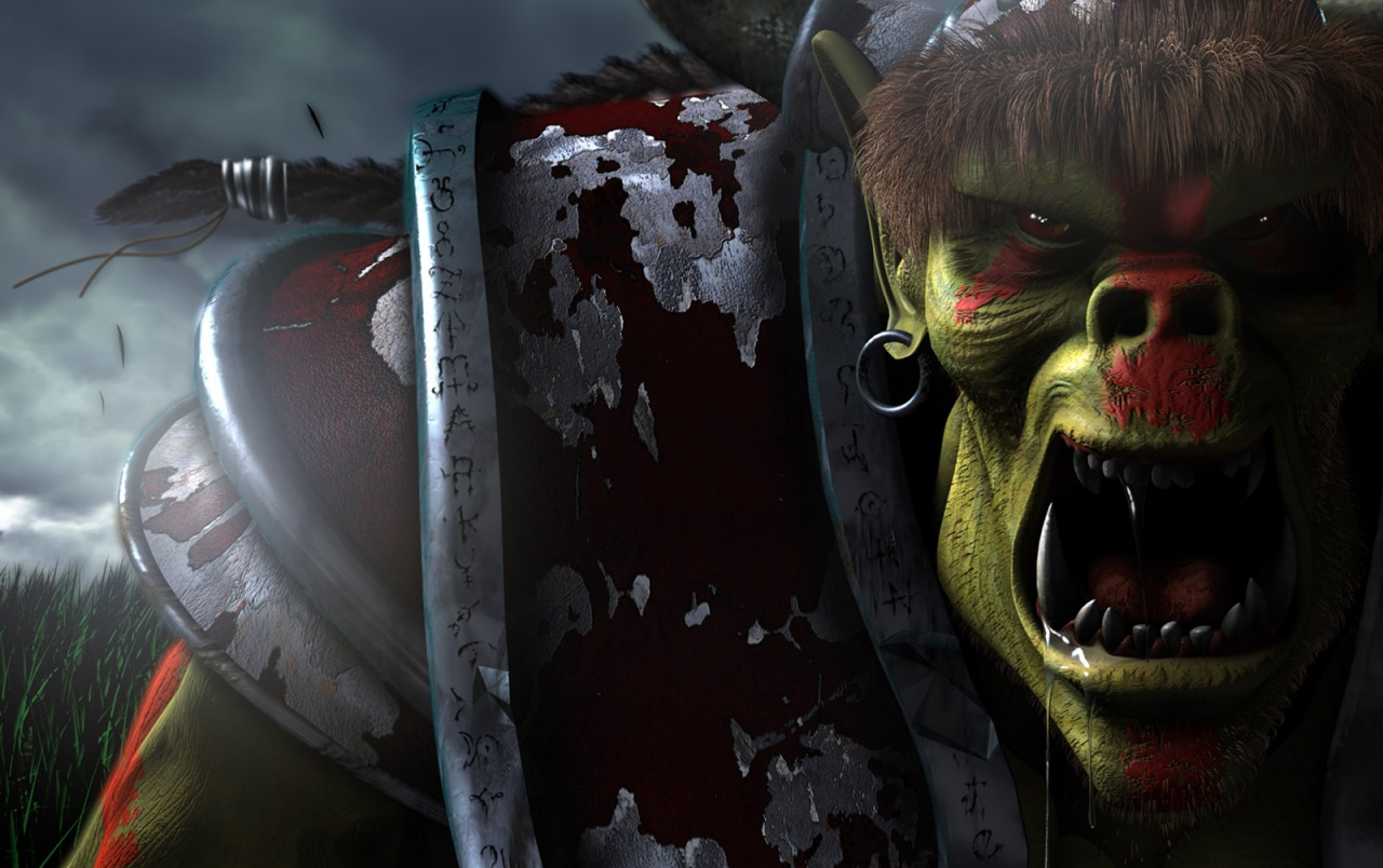 Warcraft 3: Reign of Chaos wallpapers