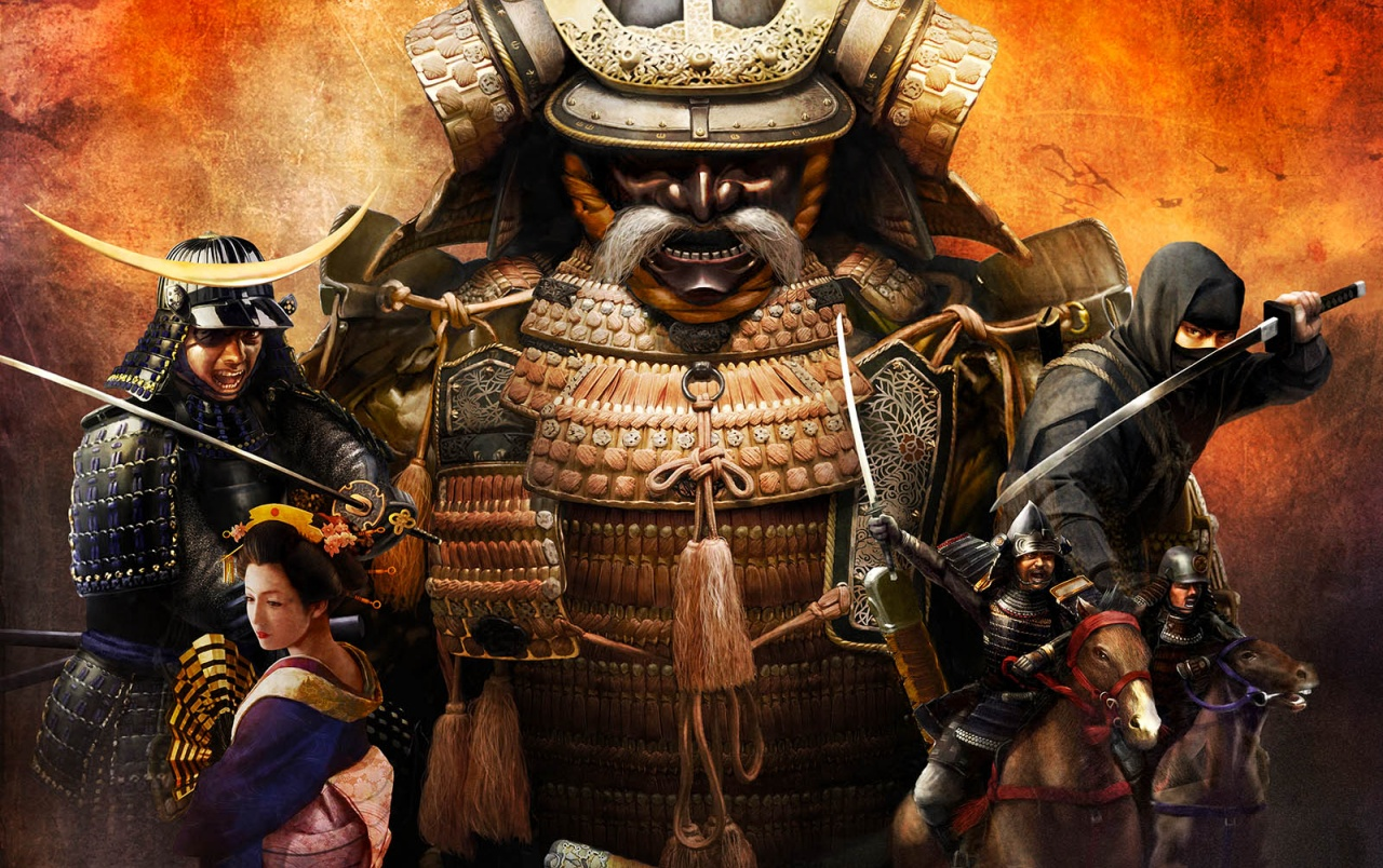 Shogun 2 wallpapers