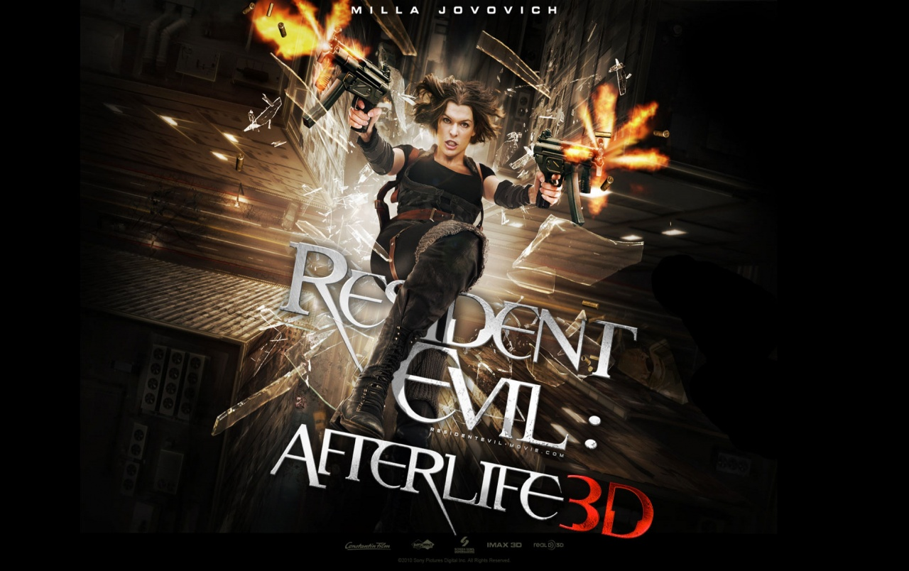 Resident Evil Afterlife wallpapers Resident Evil Afterlife stock
