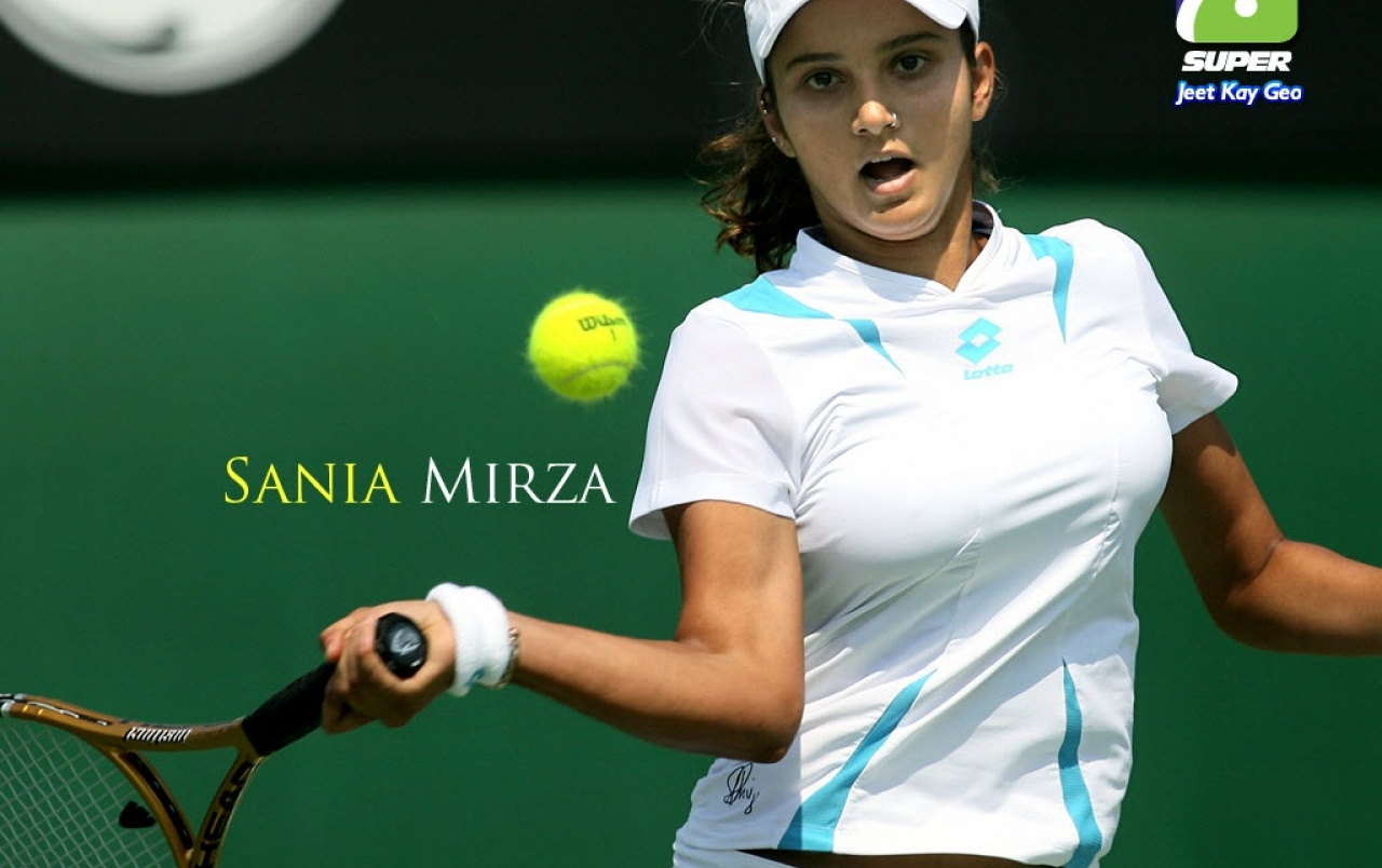 Sania Mirza Hot Photos wallpapers, images