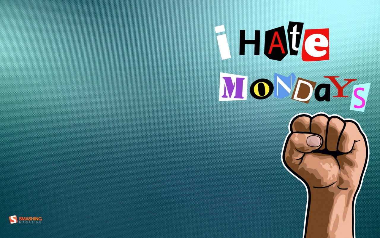 I hate mondays wallpapers