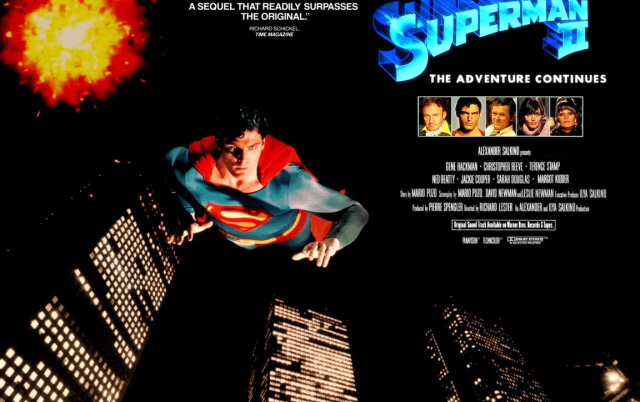 Superman II wallpapers