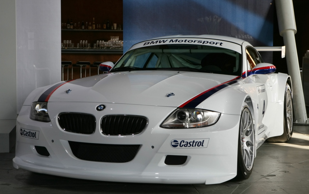 BMW Z4 M Coupe wallpapers