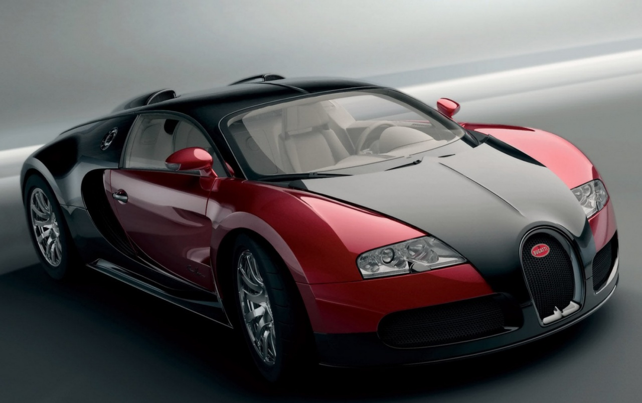 bugatti veyron red black wallpapers | bugatti veyron red black stock