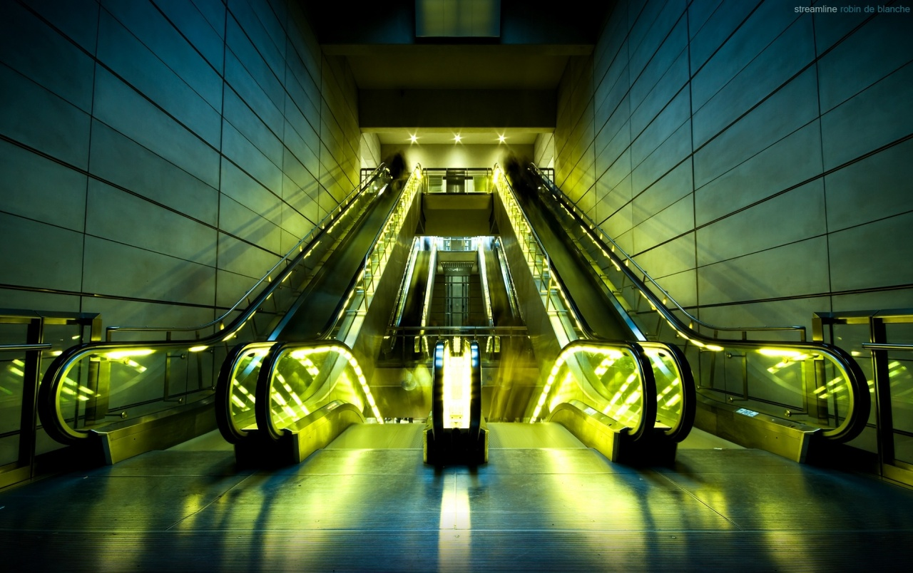 Escalators wallpapers