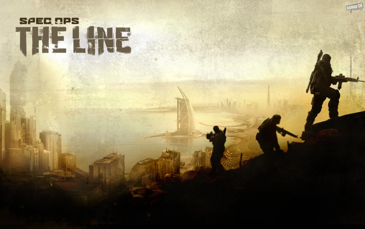 Spec Ops The Line Wallpapers Spec Ops The Line Stock Photos