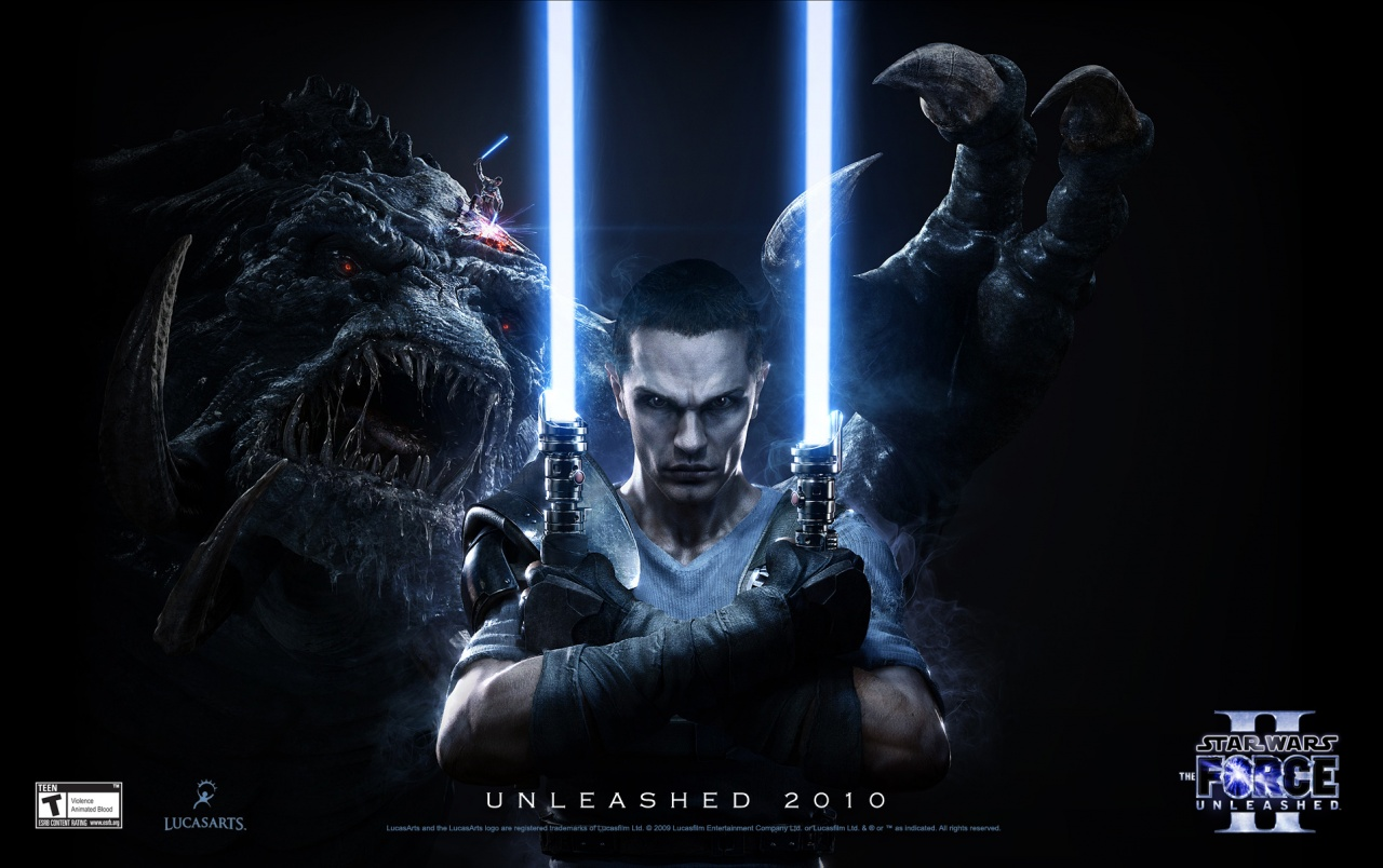 Star Wars Force Unleashed 2 Wallpapers Star Wars Force Unleashed 2 Stock Photos