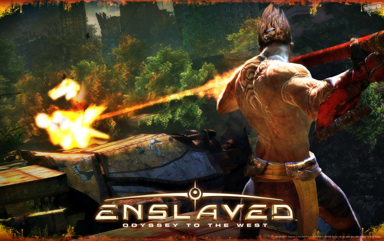 Enslaved wallpapers