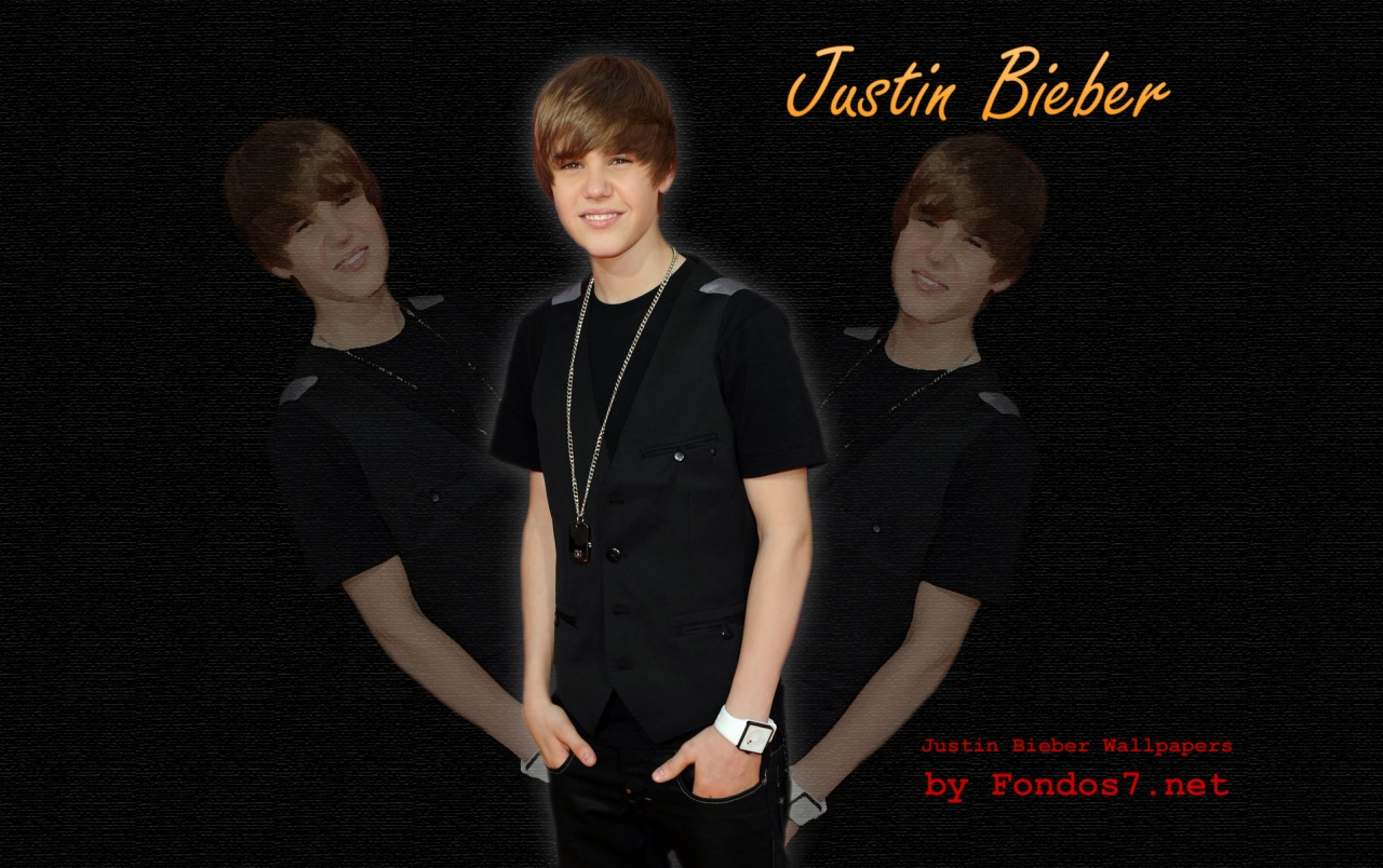 Justin Bieber 2011 wallpapers