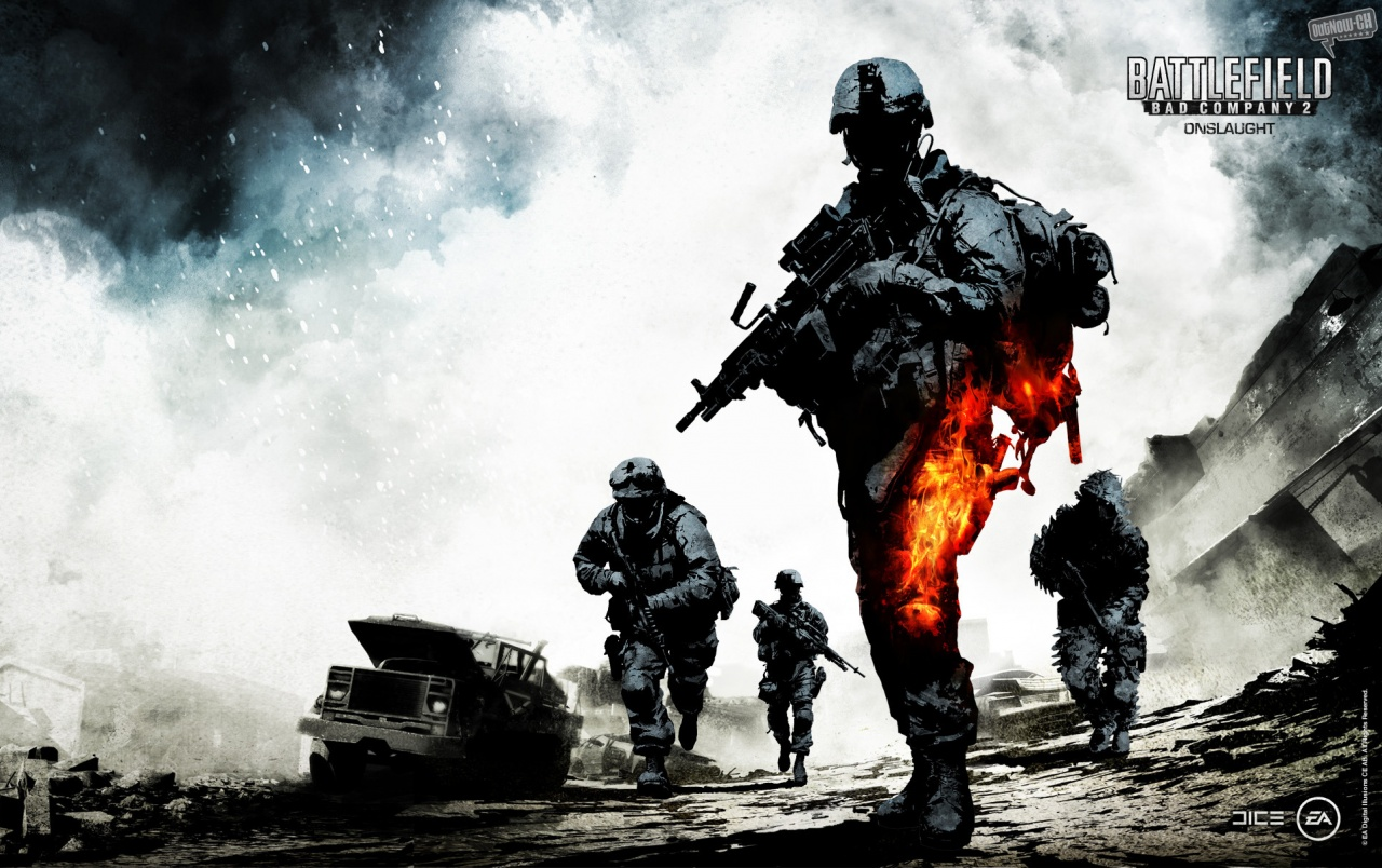 battlefield: bad company 2 wallpapers | battlefield: bad company 2