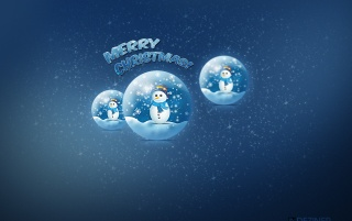 Snow flakes wallpapers