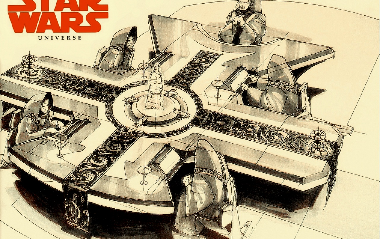 The Art of StarWars wallpapers