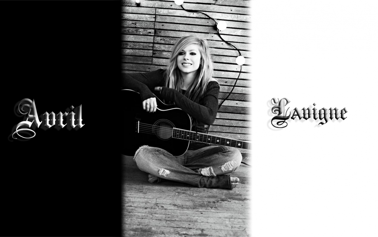 Avril Lavigne Wallpapers Avril Lavigne Stock Photos