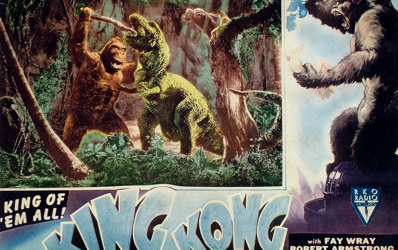 King Kong wallpapers