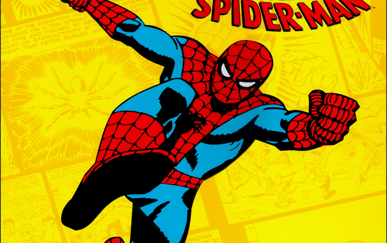 Spider-man Classic wallpapers | Spider-man Classic stock ...