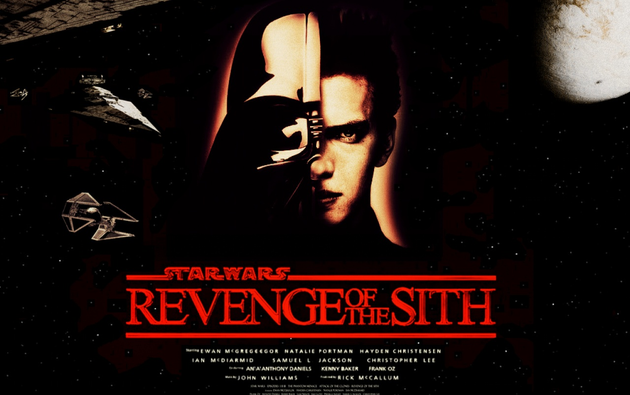 StarWars: Revenge of the Sith