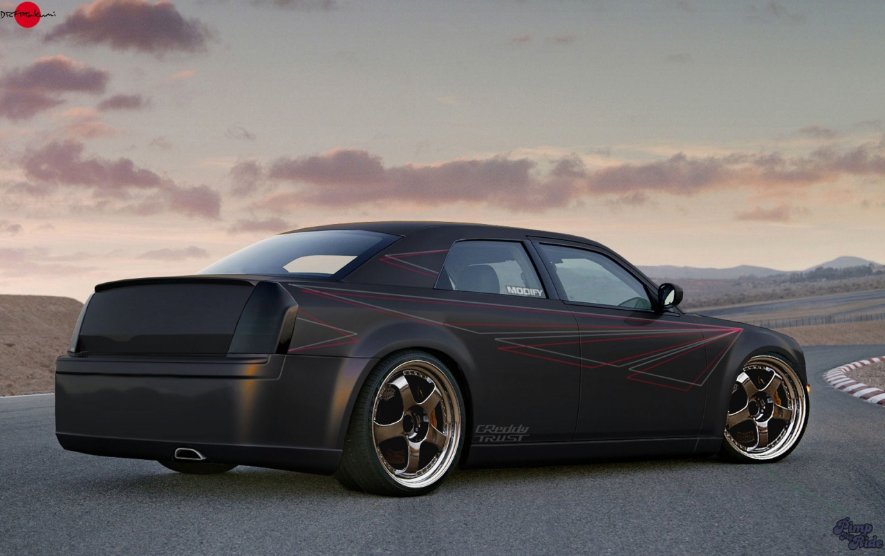 Dodge Charger Tuning Wallpapers