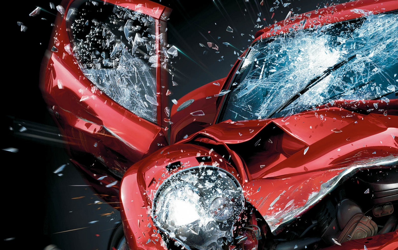Car Crash 3D wallpapers