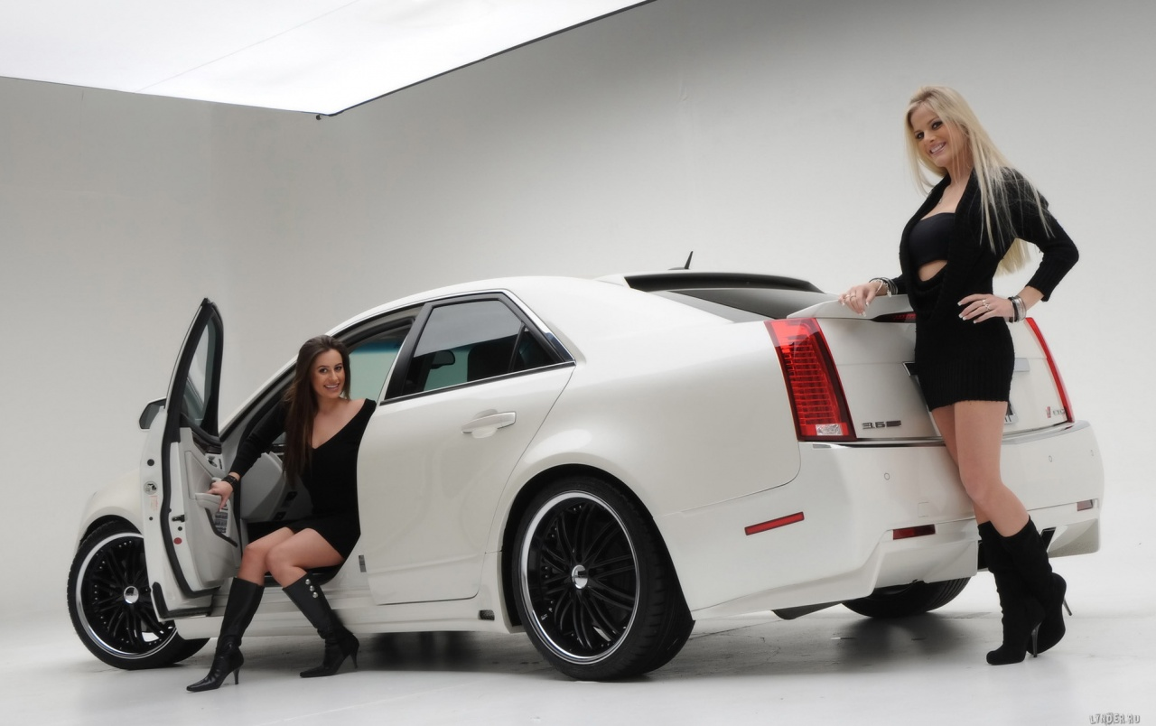 Cadillac CTS Wallpapers And Stock Photos