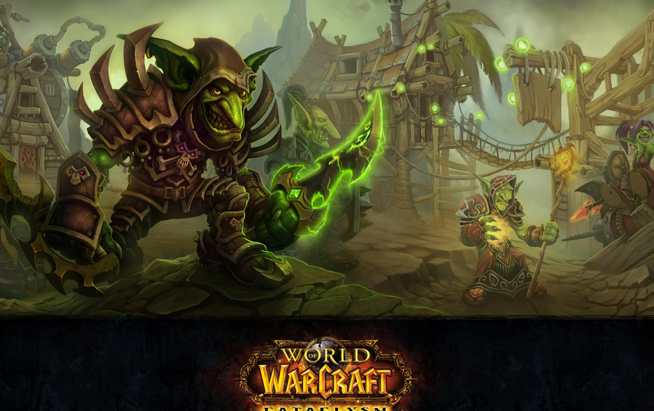 WOW: Cataclysm wallpapers