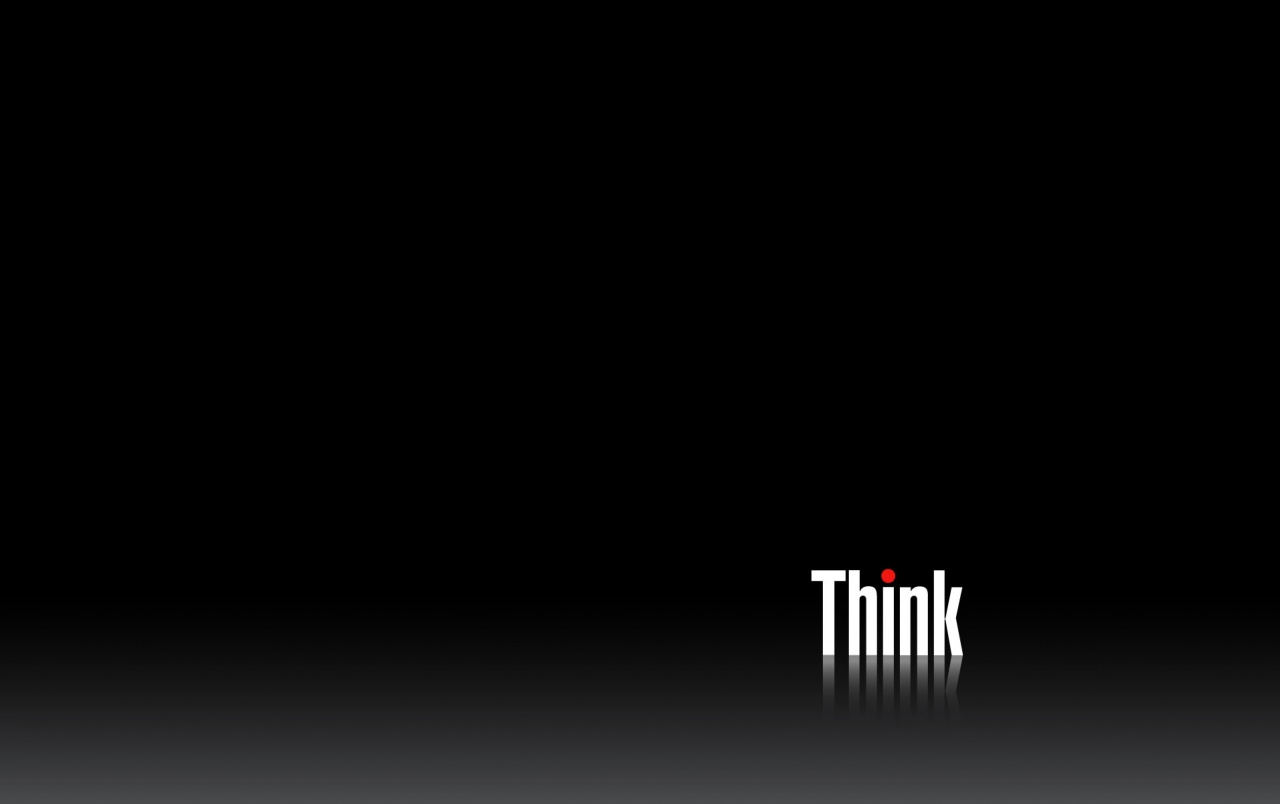 Think Black wallpapers