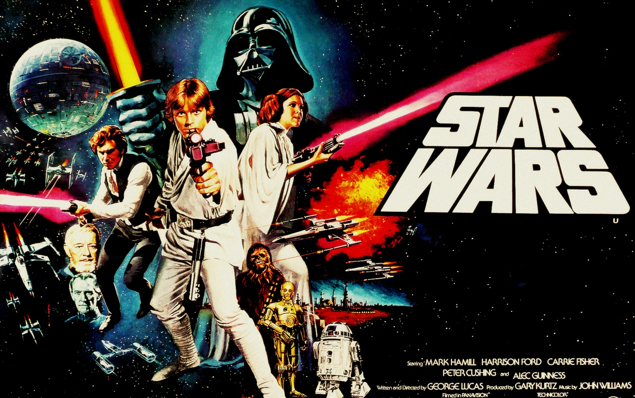 Starwars Iv A New Hope Wallpapers Starwars Iv A New Hope Stock Photos
