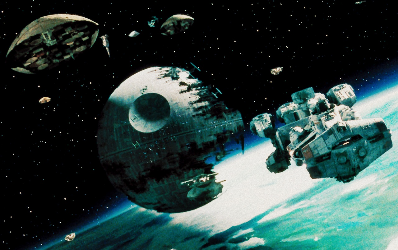 starwars: return of the jedi wallpapers | starwars: return of the