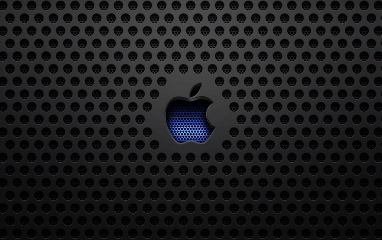 Just Apple wallpapers