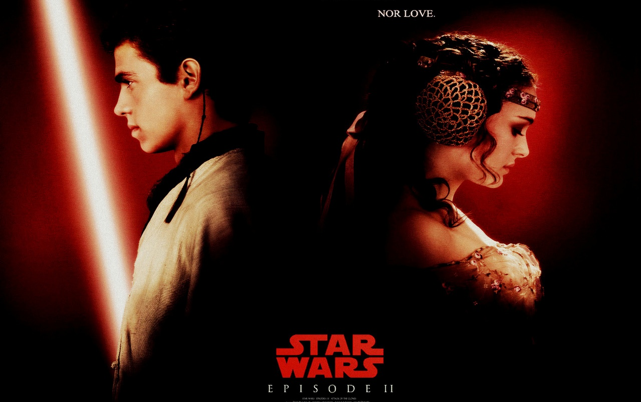 Starwars Attack Of The Clones Wallpapers Starwars Attack Of