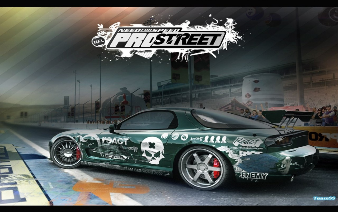 Wallpapers Need for Speed Need for Speed Pro Street Games