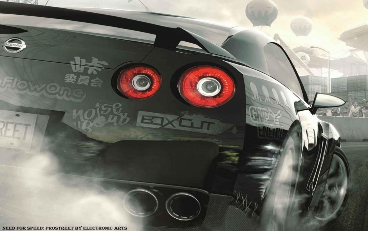 need for speed: pro street wallpapers | need for speed: pro street