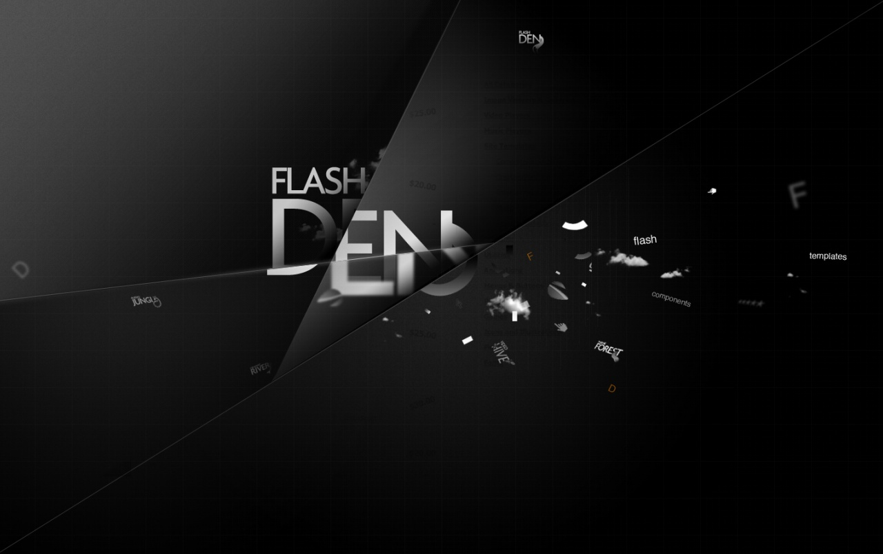 FlashDen wallpapers