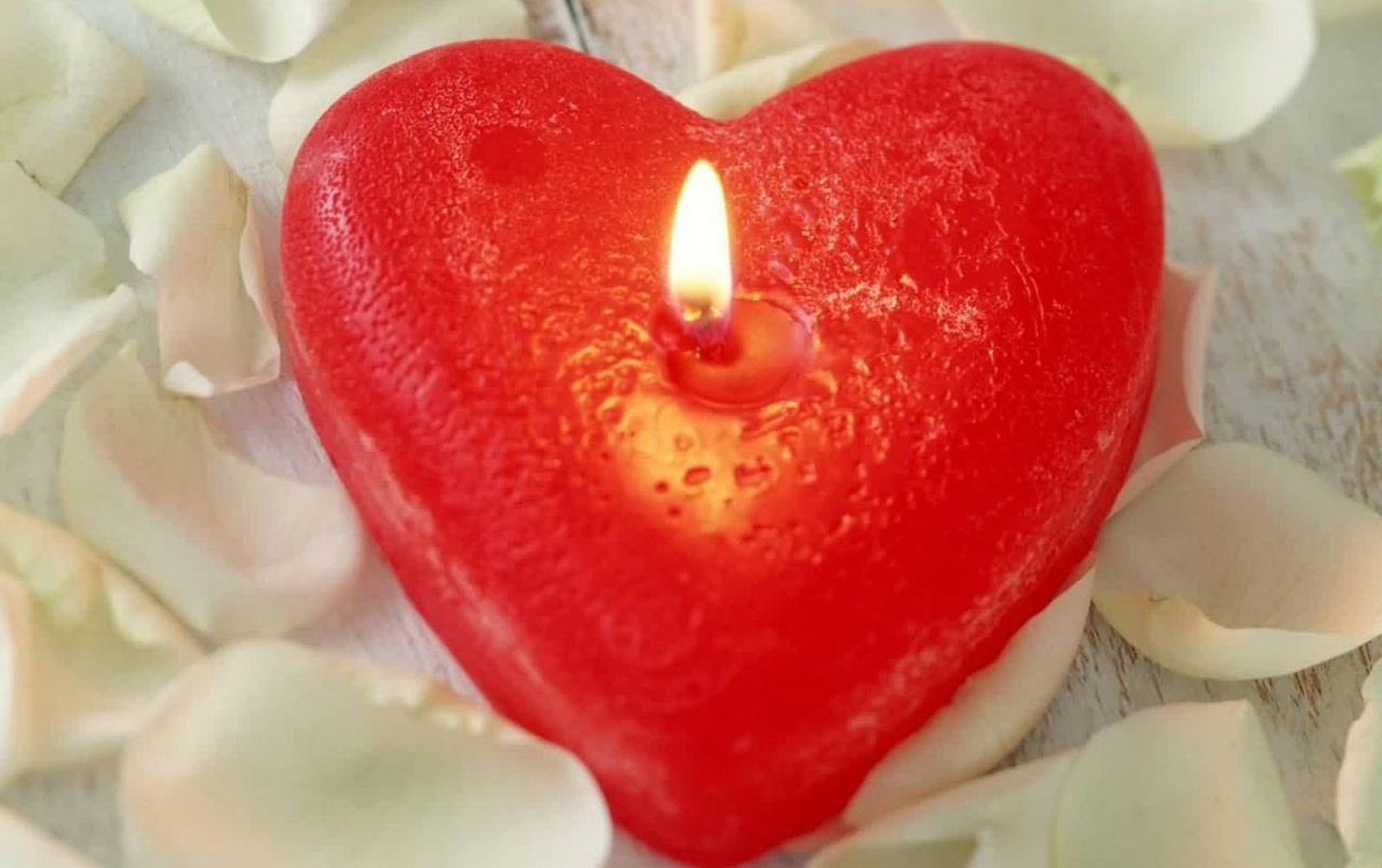 Heart candle wallpapers | Heart candle stock photos for Heart Candle Wallpaper  111ane