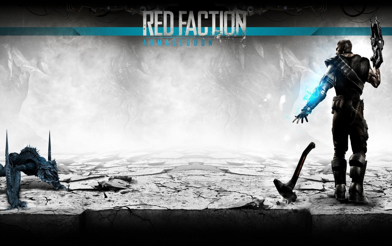 Red Faction: Armageddon wallpapers