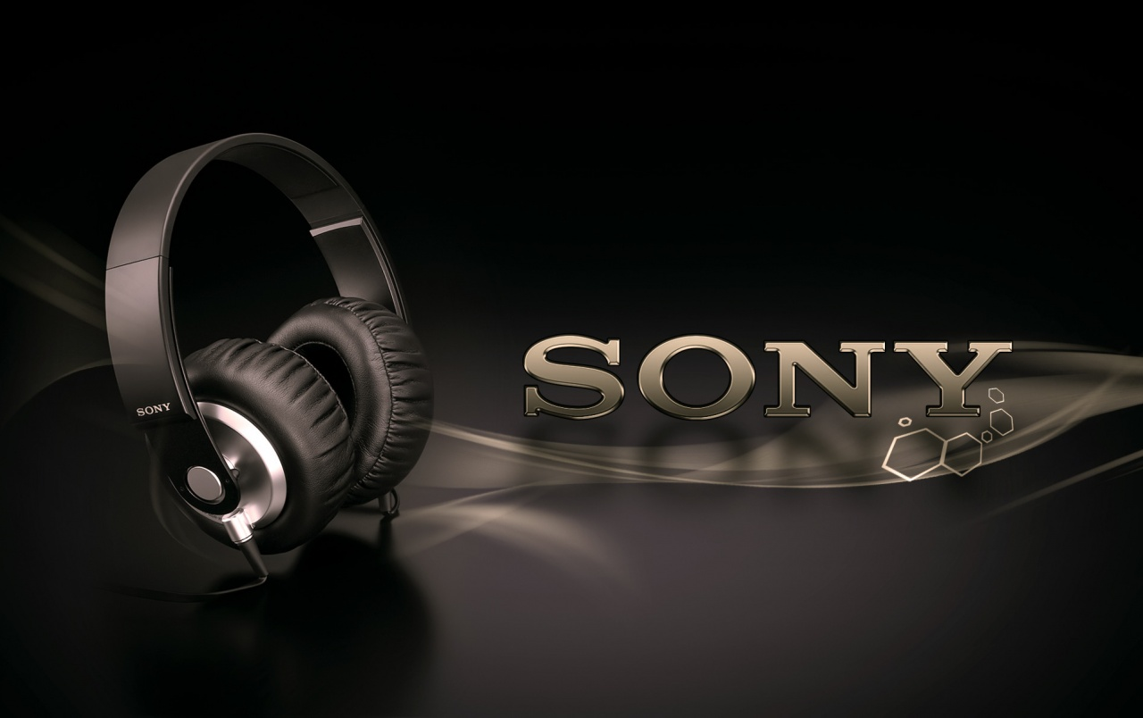 Sony Auriculares wallpapers